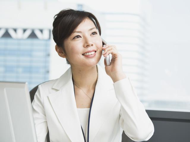 20代女性と仕事
